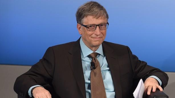 Christensen: Bill Gates' teknologifrygt gør os fattigere