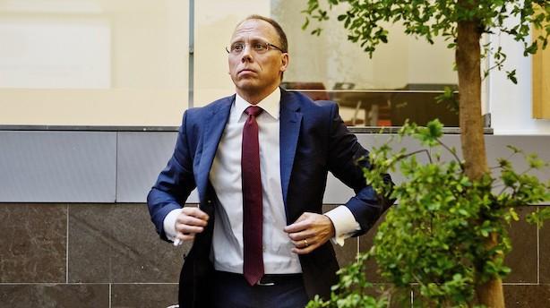 Analyse: Vraget bank-boss skal redde Nordea