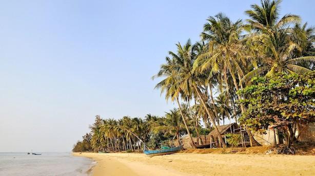 Oplev paradis før det bliver Asiens nye turistmagnet