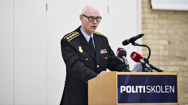 Kinnunen: Rigspolitiet sætter sig over loven