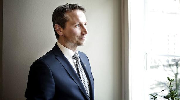 Minister udløser dansk-svensk milliardstrid om Postnord