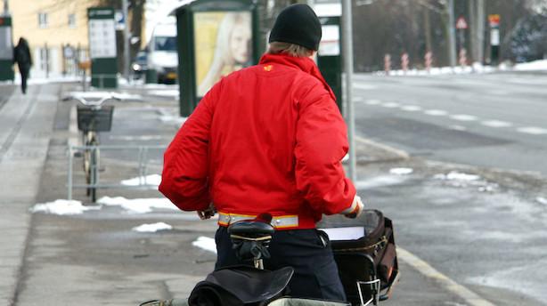 Børsen mener: De røde postbude skal drive penge ind for Skat