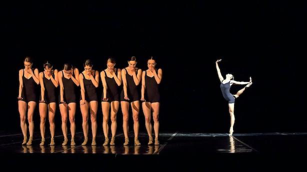 Dragende dans på Den Kongelige Ballet