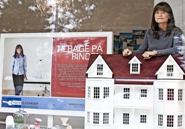 Lokalbolig og Anette Uttenthal går sammen om projektsalg