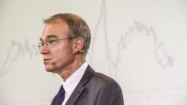 Debatindlæg fra Nationalbankdirektør Callesen: Ikke brug for boom og bust