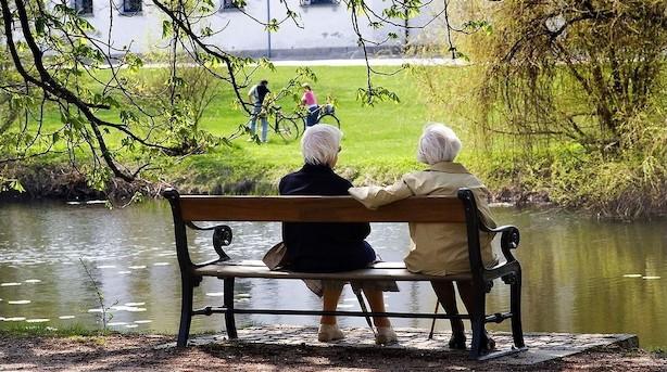 Børsen mener: Hippie-pensioner giver dovne danskere let spil