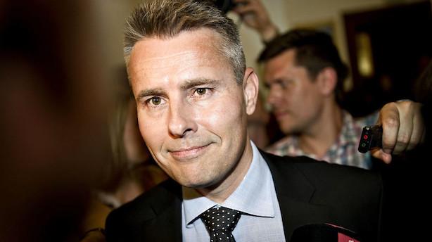 Sass Larsen: Regeringen fører politik, som ingen efterspørger