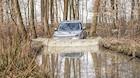 Land Rover Discovery er en gentleman i waders