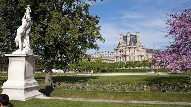 Paris er genfødt som kulturens hovedstad