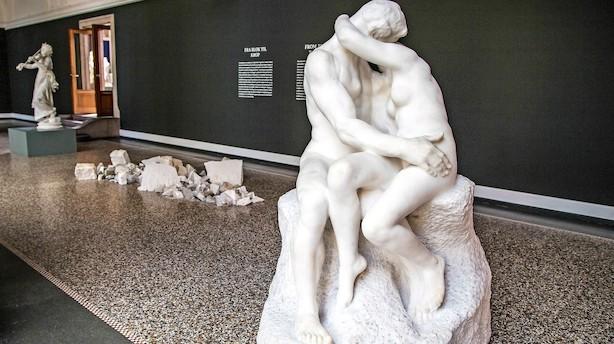 Rodin, kunstneren over dem alle, fejres i Paris og København i hele 2017