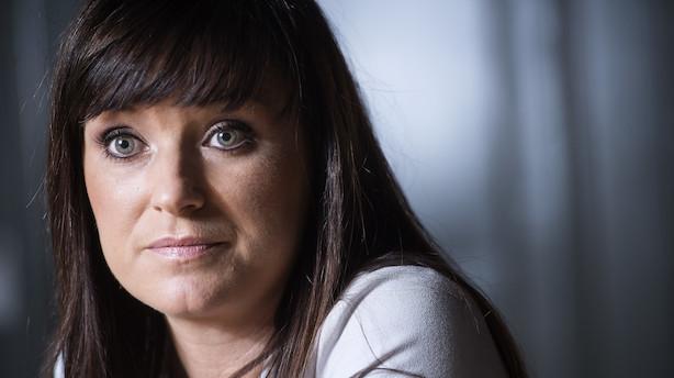 Børsen mener: Glem Løkke - Sophie Løhde har regeringens hårdeste job