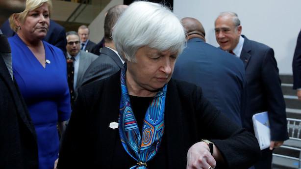 Lars Christensen: Det er slut med Yellens renteforhøjelser