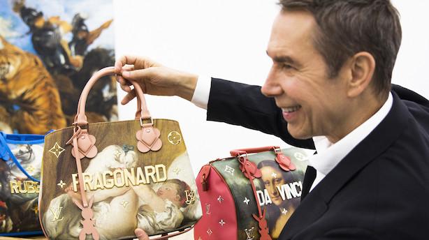Louis Vuitton lancerer kontroversielt samarbejde
