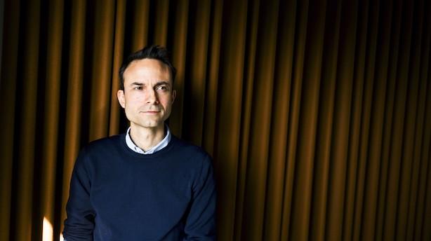 Kasper Egelund fik 03 i regnskab: I dag er han direktør for designsuccesen Vipp