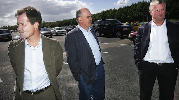 Flødebollefamilie dropper Mark Szigethy efter tab