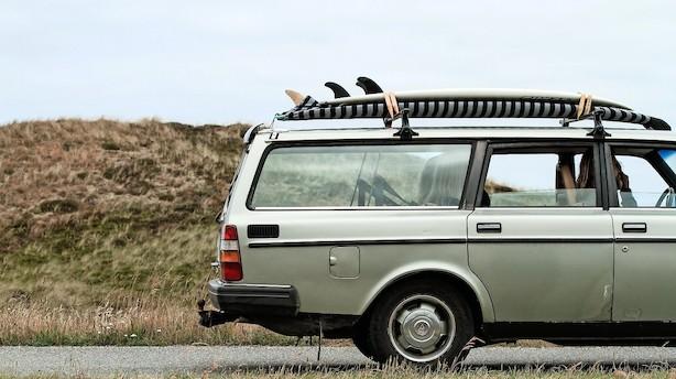 Windsurfing og vildmarksbad i Danmarks Hawaii