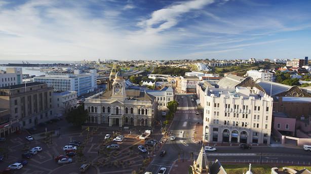 Arven fra Mandela løfter Port Elizabeth op i lyset