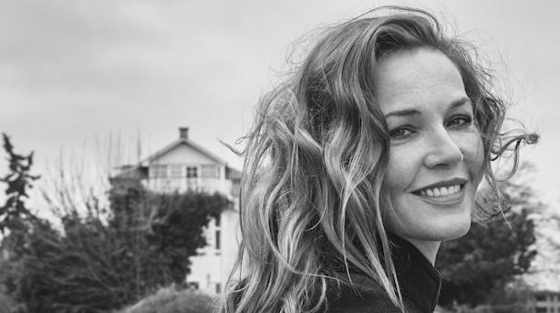 Dansk Hollywood-stjerne blev mor som seksårig