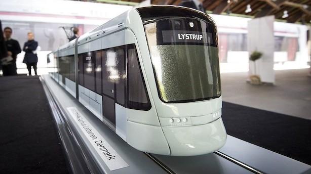 Kronik: Aarhus Letbane sætter væksten på skinner