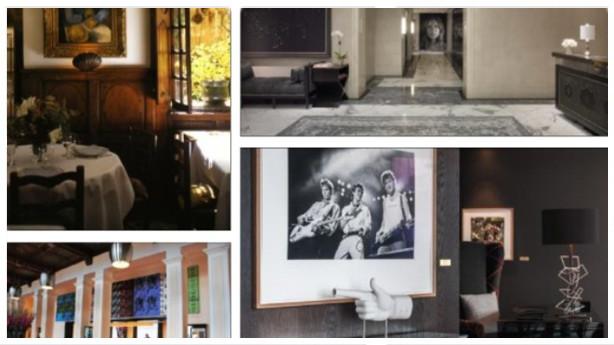 Hotel eller museum? Her kan du bo med Warhol og Picasso på væggen