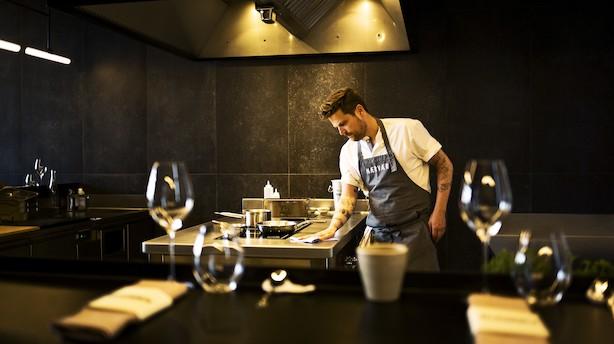 Københavns mest intime gourmetrestaurant