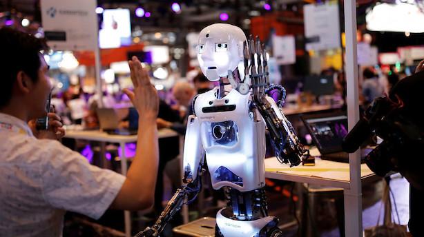 Kronik: Designuddannede kan tæmme robotterne