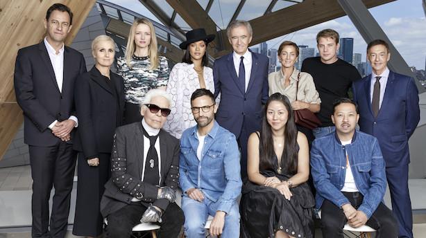 Karl Lagerfeld roser nyt dansk designtalent