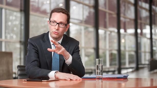 Tysk olie- og gasdirektør: Tag godt imod Nord Stream 2, Europa