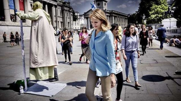 Helle Thornings nye liv i London: Nu er hun chef for 17.000 mennesker