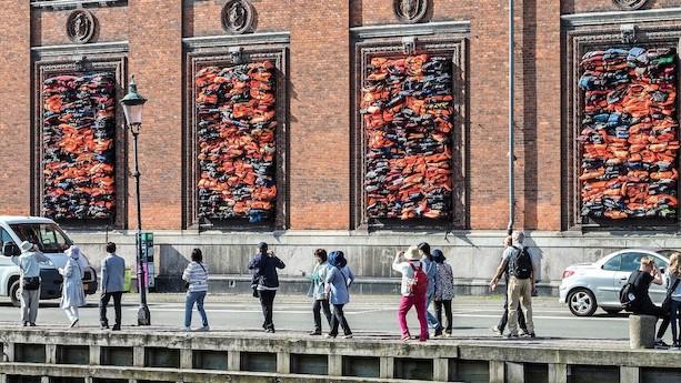 Hvad gør museerne, når verden brænder?