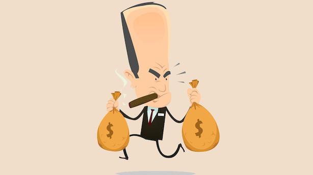 Kronik: Tunnelsyn og arrogance i den finansielle superliga