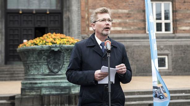 Kronik: Vi vil gøre modstand mod Frank Jensen