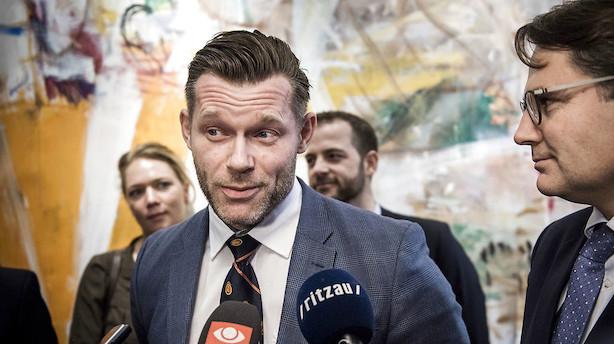 DEBAT: Stor ros til Joachim B. Olsen