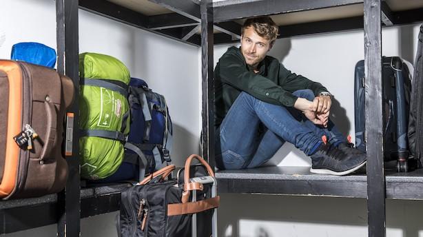 Iværksætter får millioner til at passe på turisters bagage