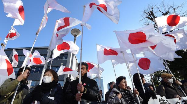 Kronik: Vi giver Japanerne baghjul - men de kan lære os noget helt afgørende