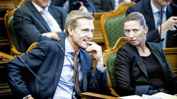 Børsen mener: Frederiksen og Thulesen Dahl skylder tak