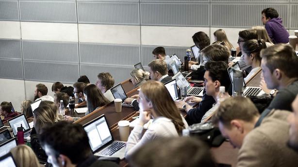 Nicolai Foss: Sæt effektive mål for de danske uddannelser