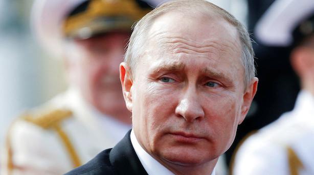 Kronik: Dansk forsvar står magtesløst mod Putin