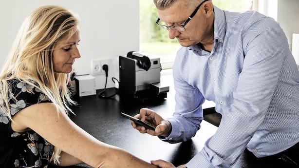 40 danskere får diagnosen hudkræft hver dag: Nu vil app-iværksætter redde liv
