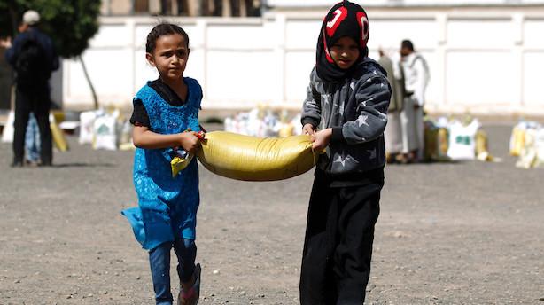 Kronik: Sund ernæring til småbørn er verdens bedste investering