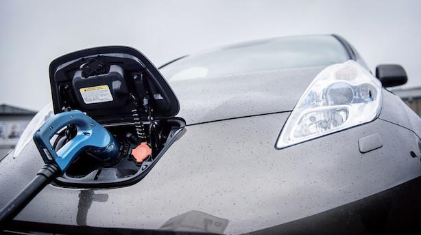 Oliebossen der siger at hans næste bil bliver elektrisk