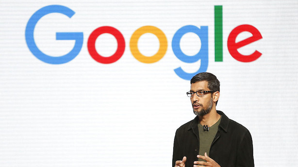 Børsen mener: Skal Google kontrollere, hvordan de ansatte opfatter kvinder?