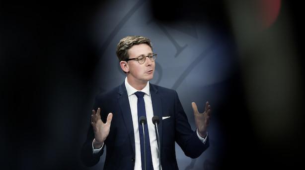 Skatteministeren i debatindlæg: Det tager tid at rydde ordentligt op i punktafgifter