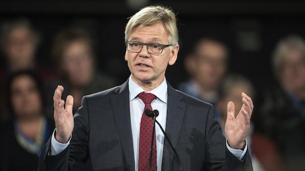 Debat: Dansk erhvervsliv har brug for en vækstpolitik - nu
