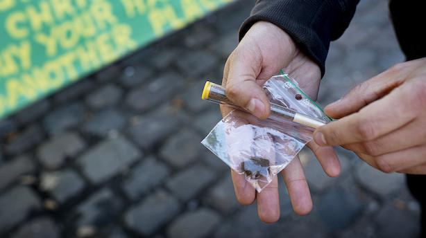 Kronik: Hvordan liberalisering vil forandre hashhandelen