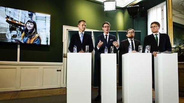 Debat: Regeringen bør fokusere mere på afgifterne