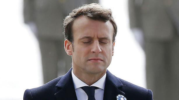 Børsen mener: Reformer virker - se på Danmark, Macron