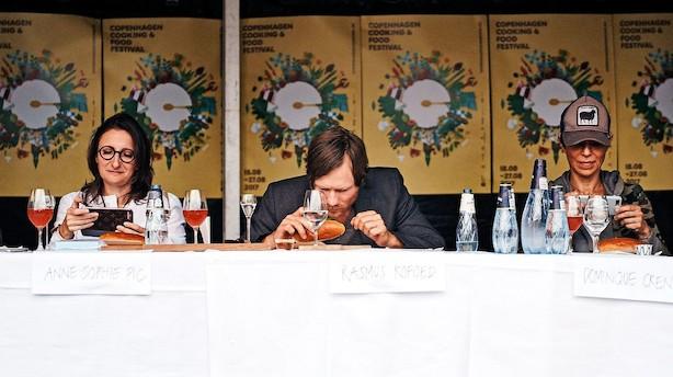 Otte Michellinstjerner og syv hotdogs: Hvilken er verdens bedste?