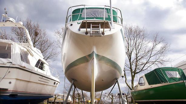 Bådeværftsejer: I beskatter slæbesteder, sejllofter, værkstedshaller og maskinværksteder ud af landet
