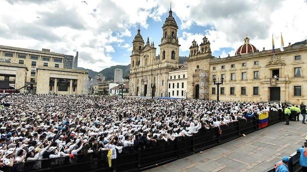Kronik: Dit næste marked er Peru eller Colombia